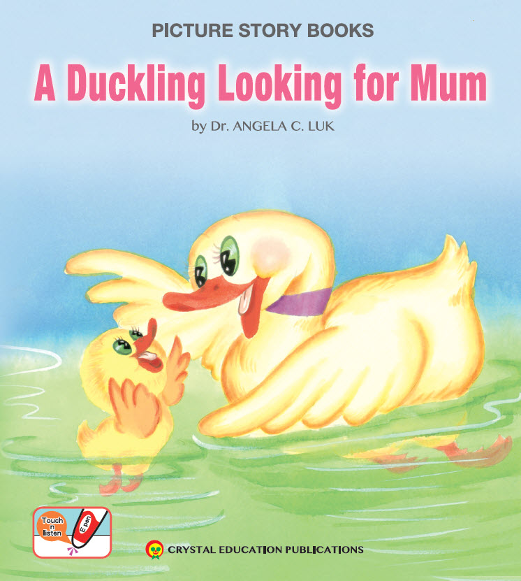 A Duckling Looking for Mum