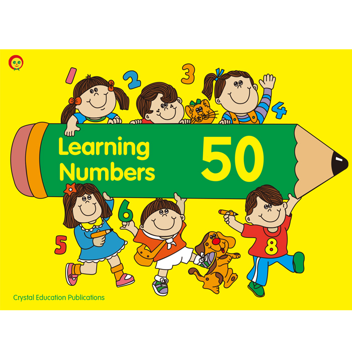 Learning Numbers 50